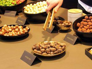 Leckere Mandeln auf der Eat & Style HH 2019